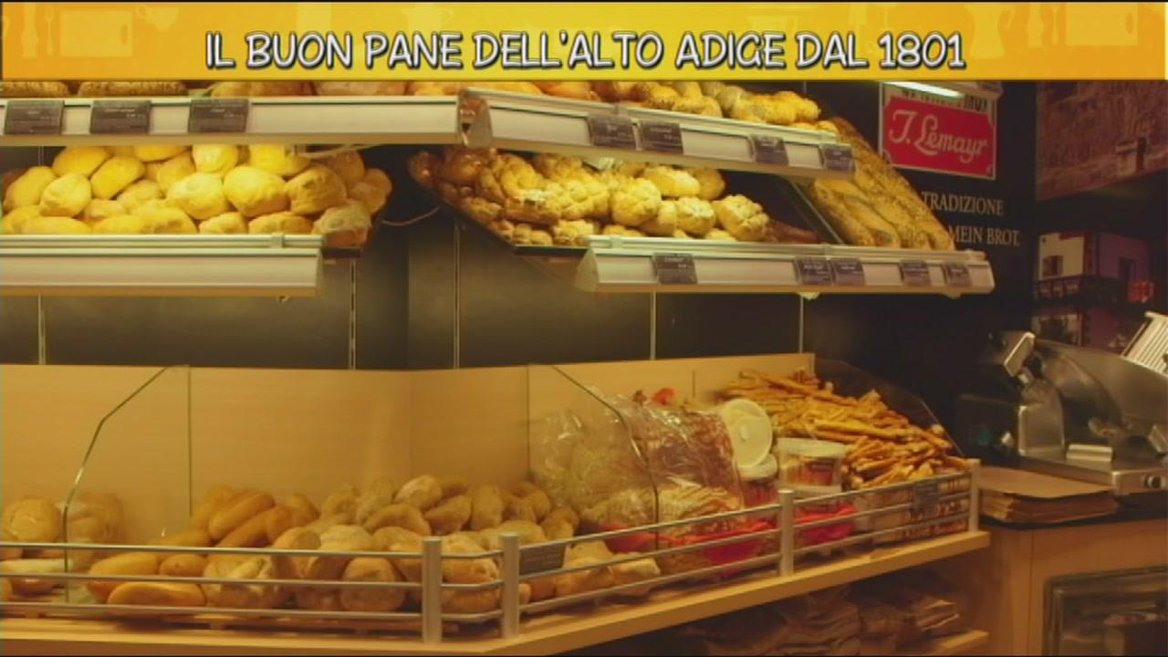 Il buon pane dell'Alto Adige