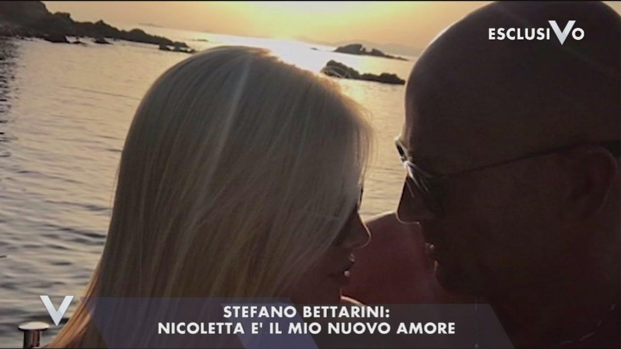 Stefano Bettarini: Nicoletta è il mio nuovo amore