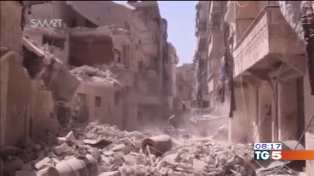 Siria: prove di tregua