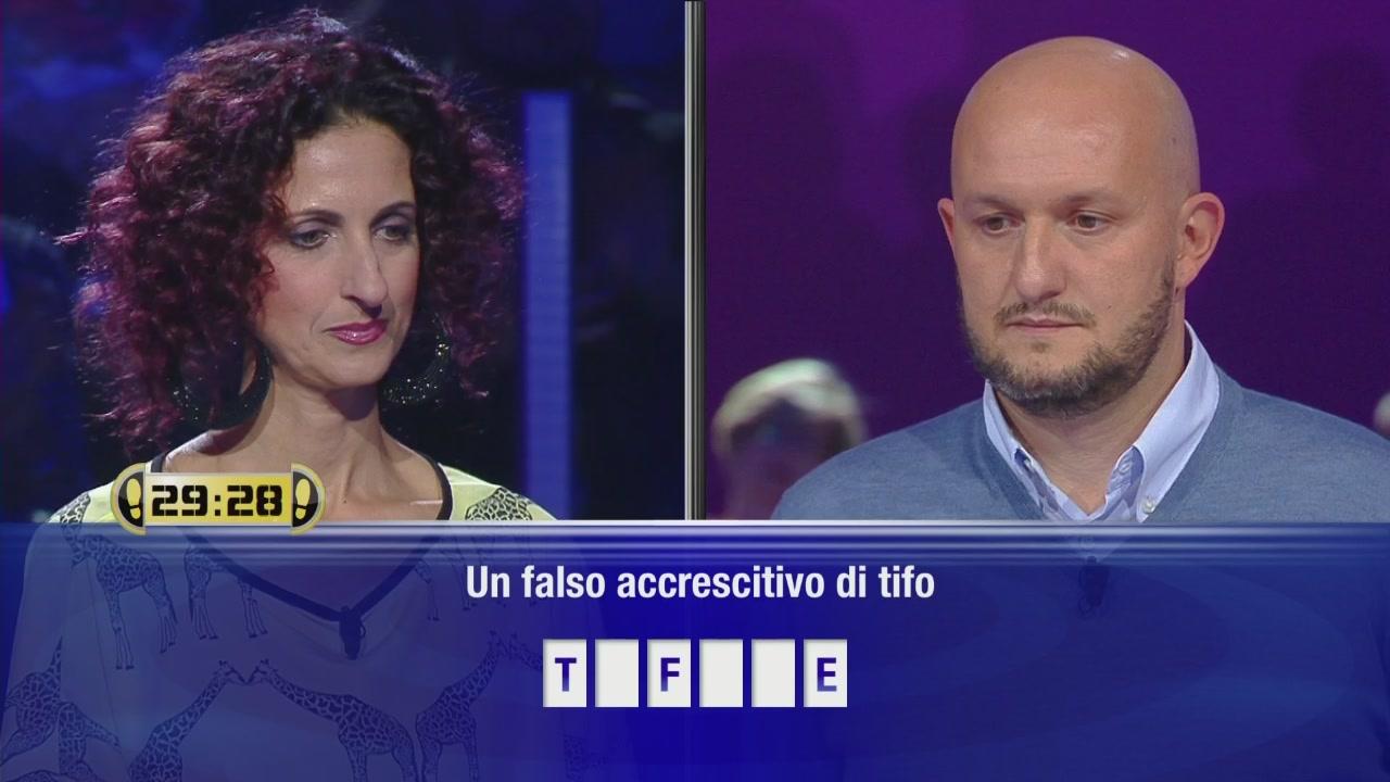 Stefania contro Luca