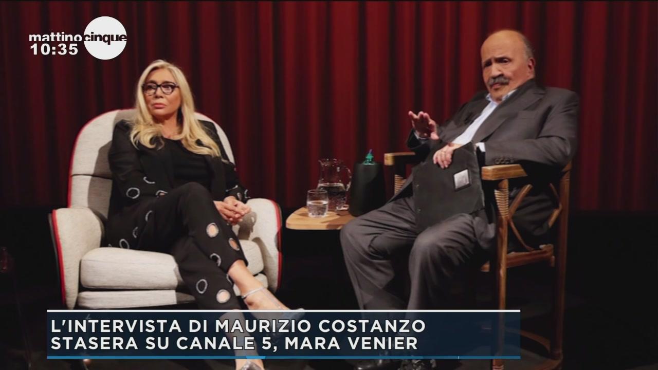 L'Intervista di Maurizio Costanzo