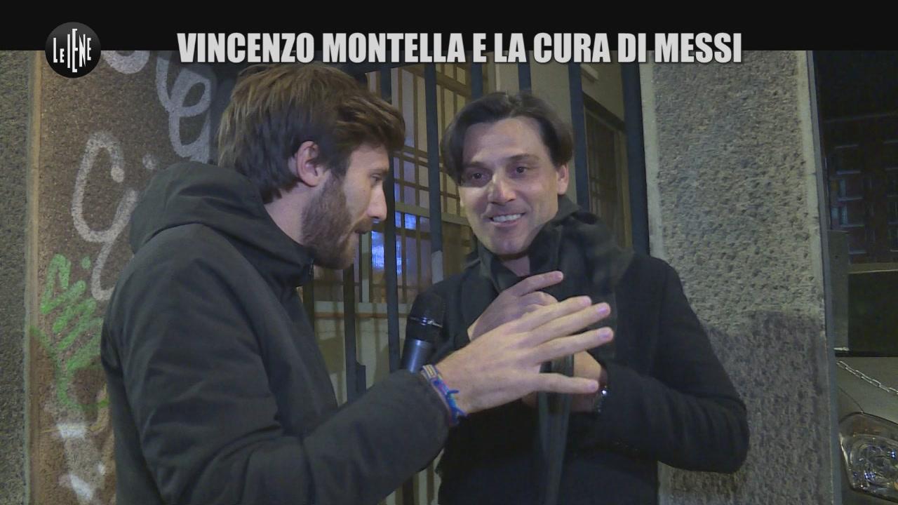DE DEVITIIS: Vincenzo Montella e la cura di Messi