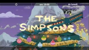I SIMPSON DI SERA