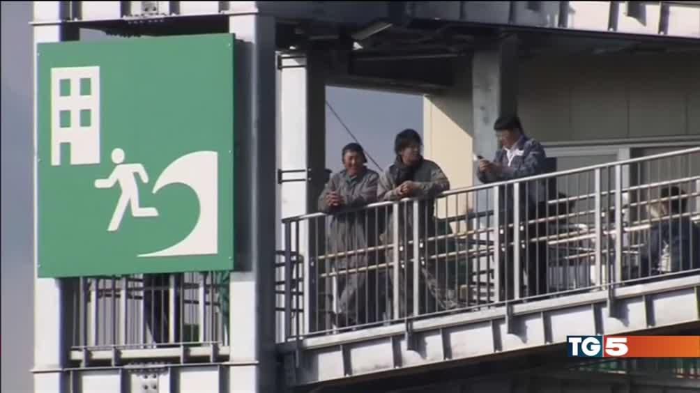 Paura a Fukushima per il forte terremoto