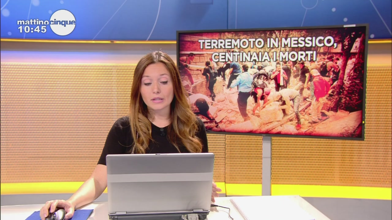 Ultimora: terremoto in Messico