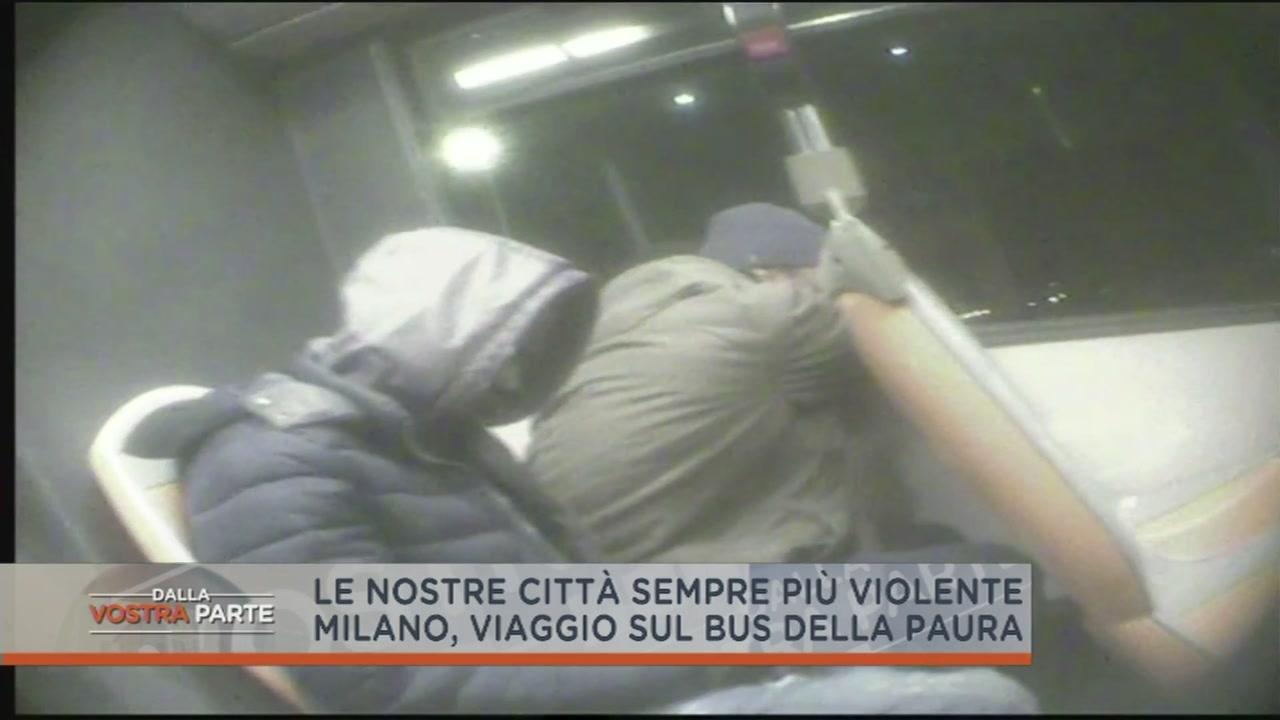 Città sempre più violente
