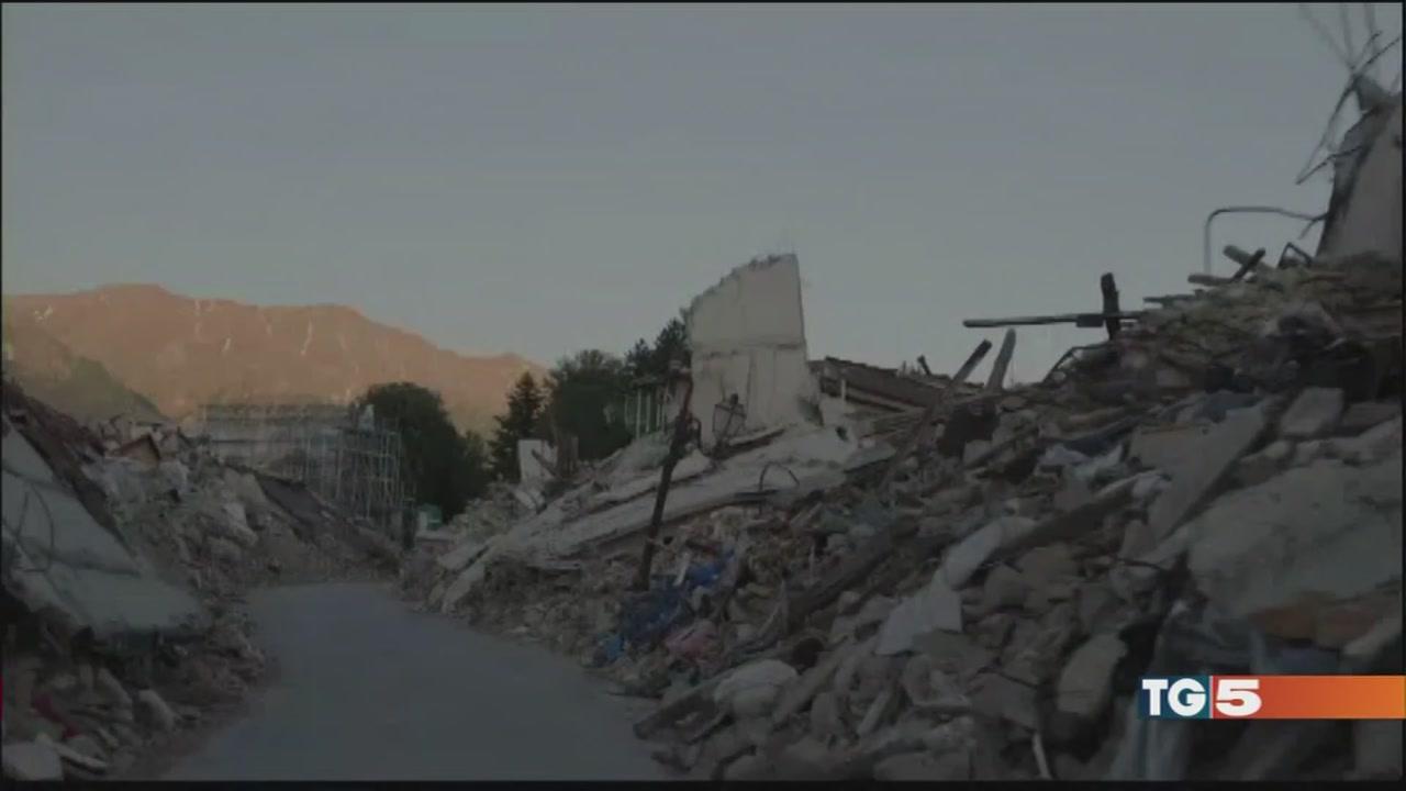 Il terremoto di Amatrice a Venezia