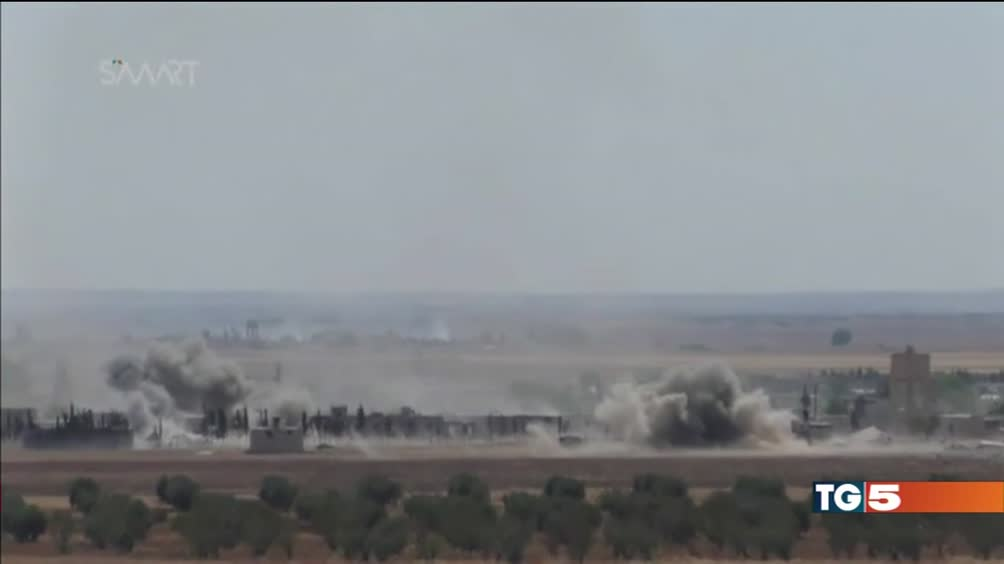 Strage soldati siriani scuse di Washington