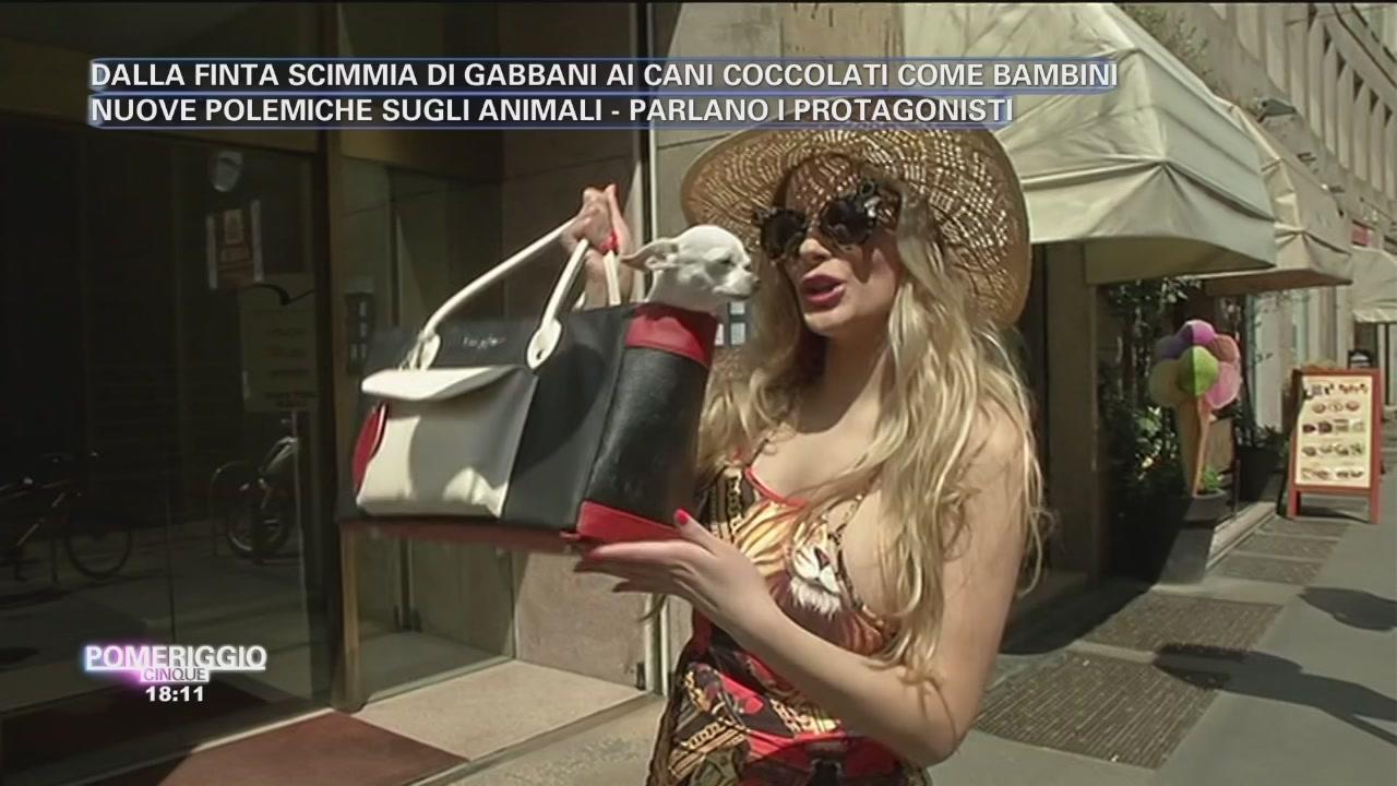"""Francesca Cipriani:""""Io e Barbie alla festa di Mia"""""""