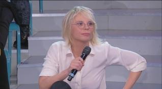 """Maria De Filippi: """"Tutto sta ad essere sincero!"""""""