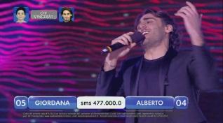Alberto vs Giordana – La finalissima – VII esibizione