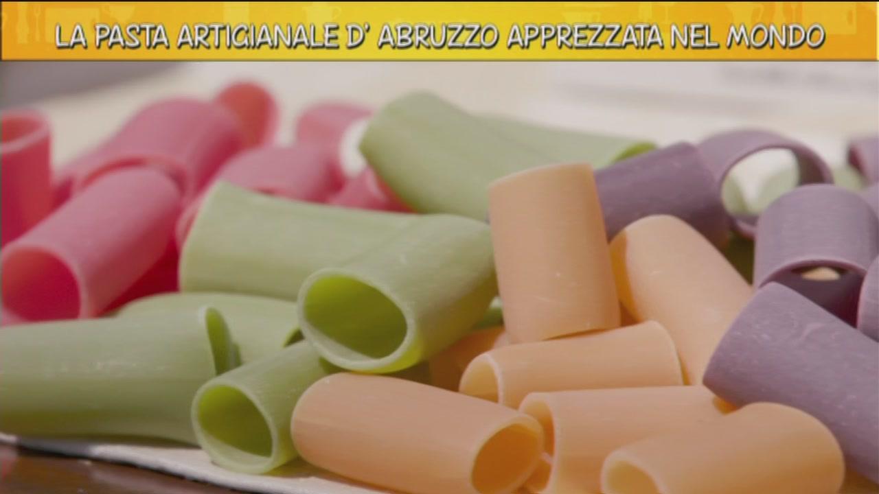 La pasta artigianale abruzzese