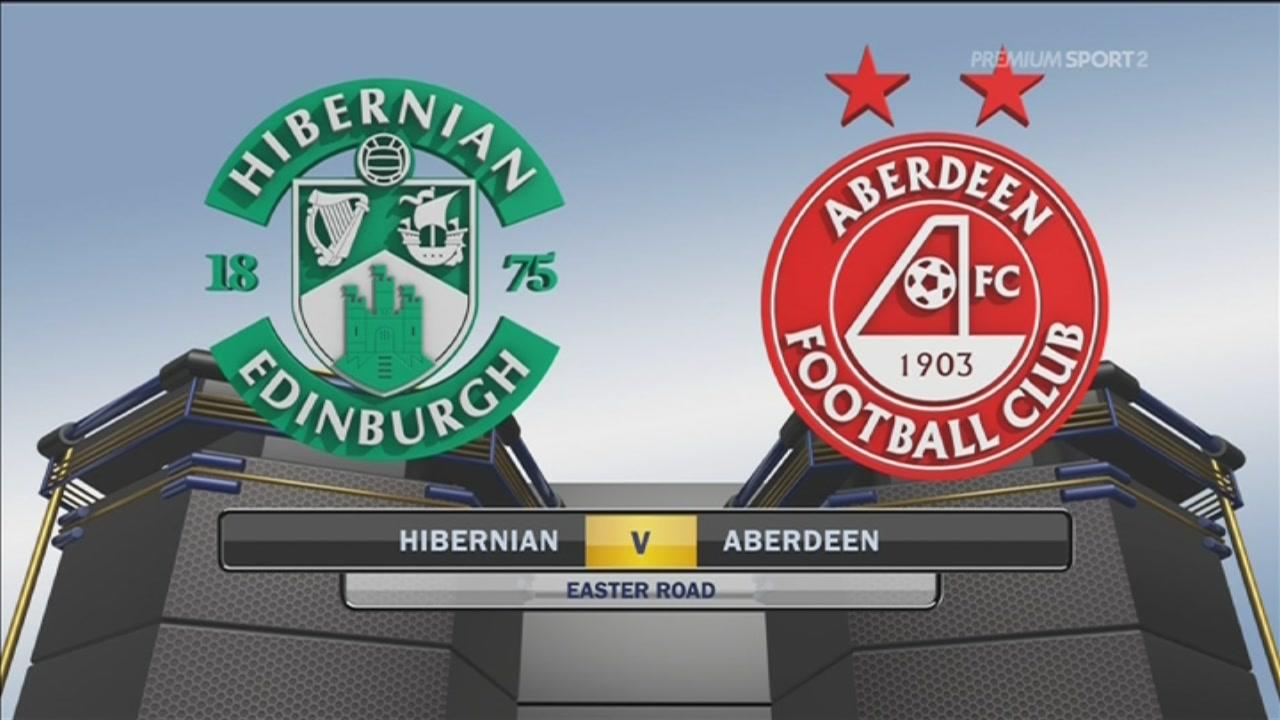 Hibernian-Aberdeen 0-1