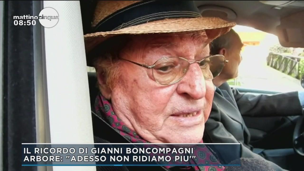 Il ricordo di Gianni Boncompagni