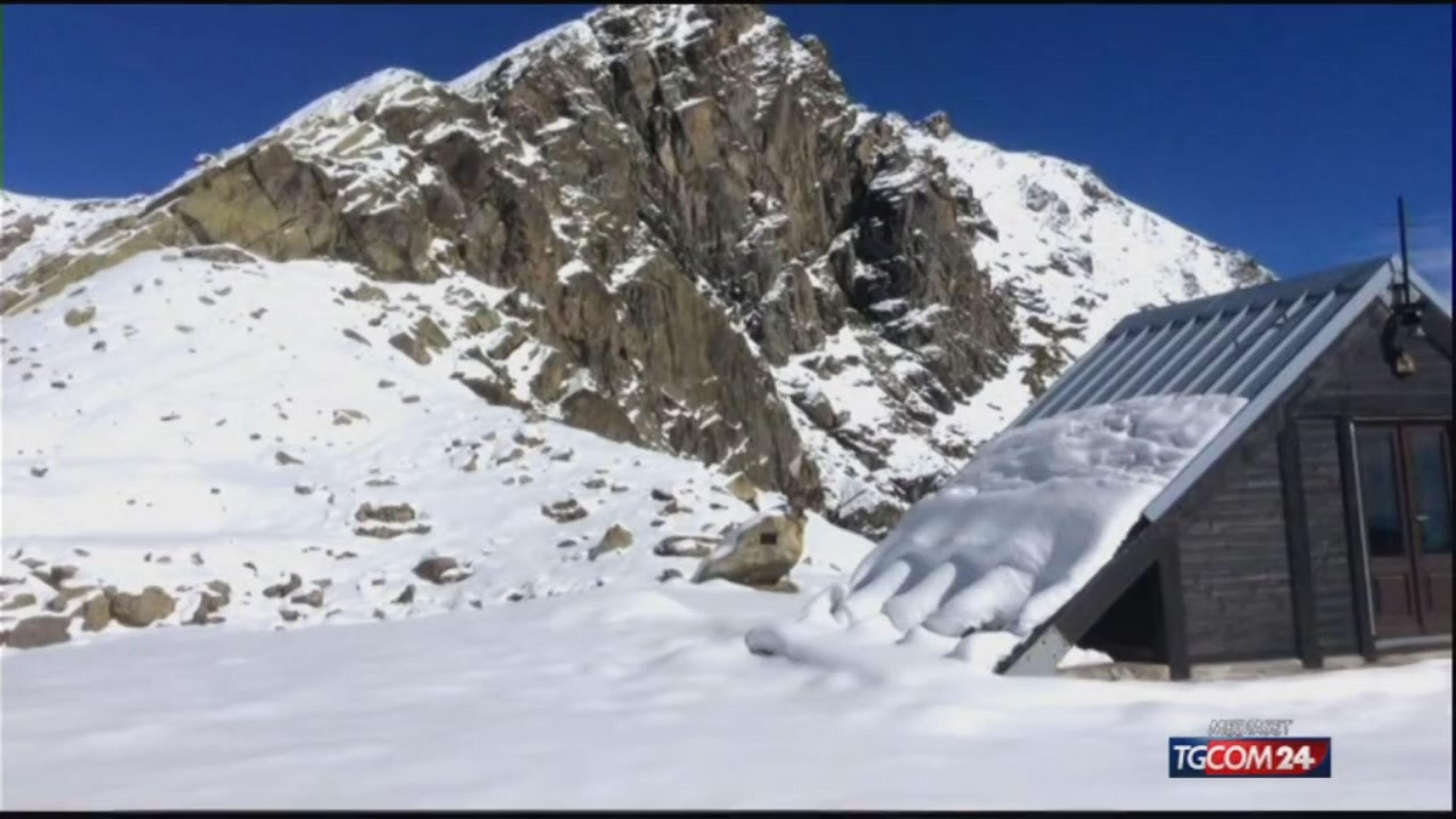 Sulle Alpi è già arrivata la prima neve