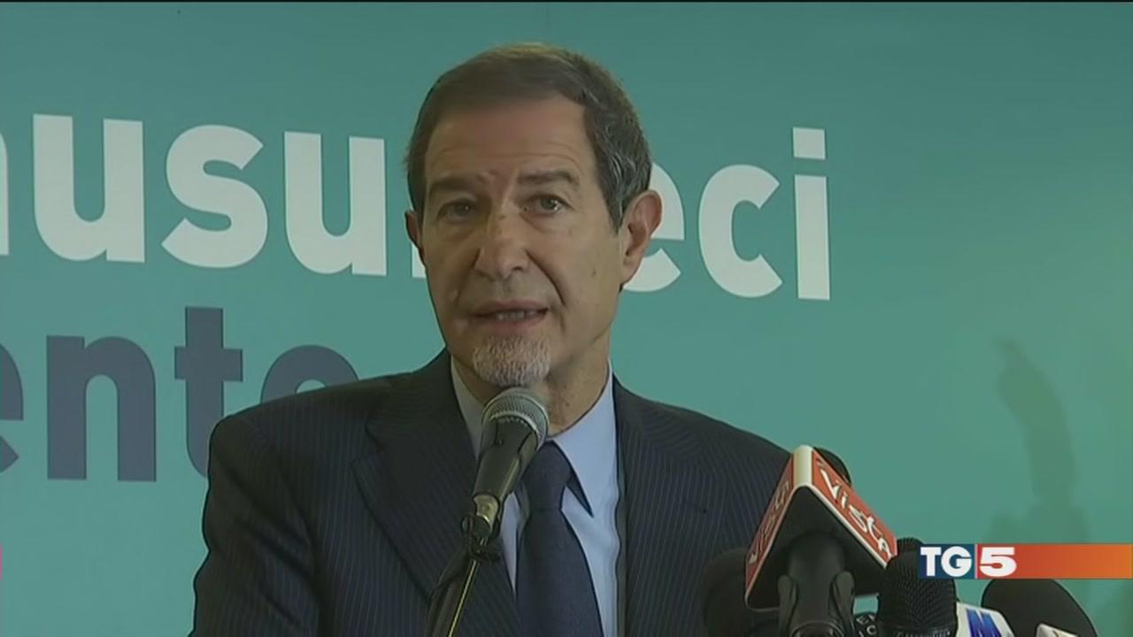 """Musumeci presidente, """"rilevanza nazionale"""""""