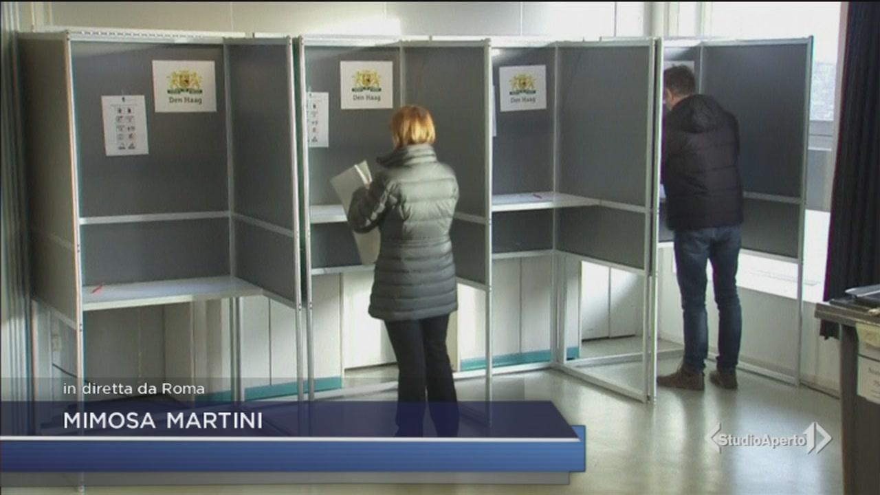 L'Olanda al voto