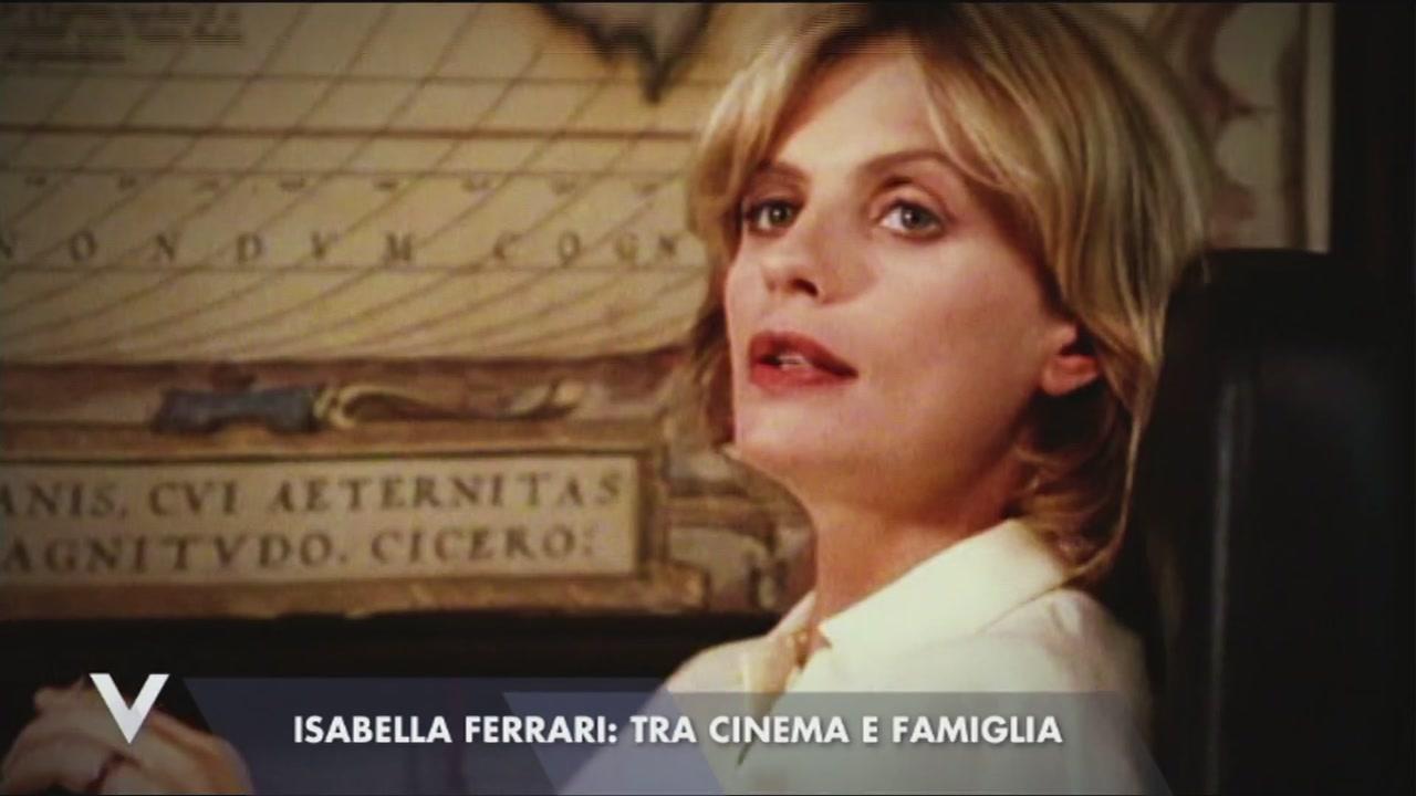 Isabella Ferrari: tra cinema e famiglia