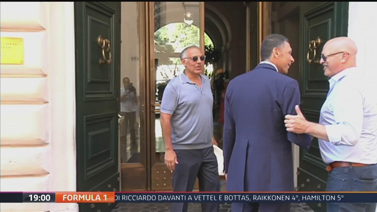 Pallotta si scusa con il Milan