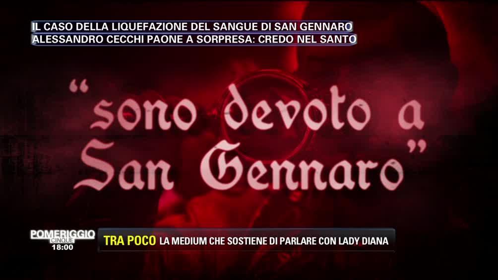 La devozione di Alessandro Cecchi Paone