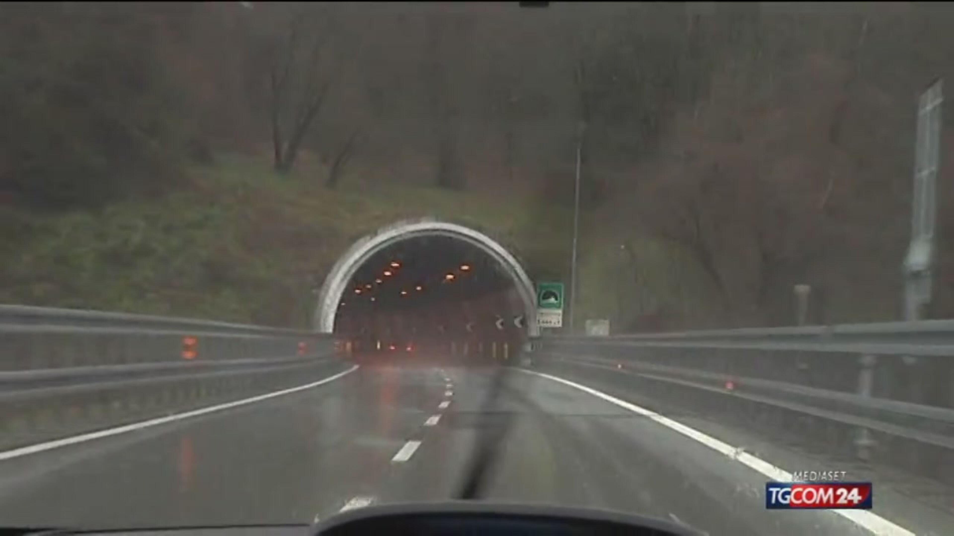 Maltempo, pioggia e vento su quasi tutta l'Italia