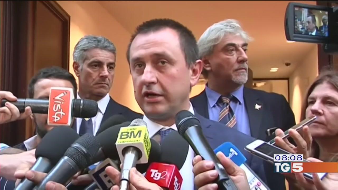 Renzi apre a sinistra, tornano le coalizioni