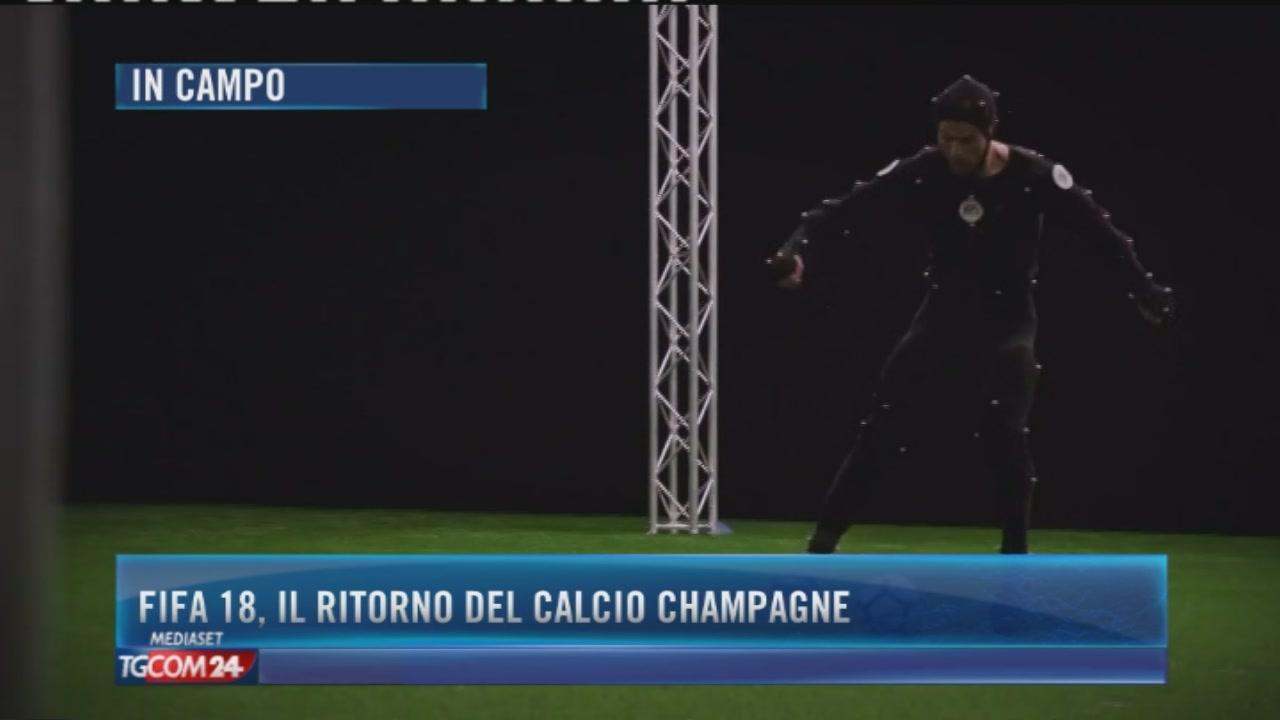 Fifa 18, il ritorno del calcio champagne
