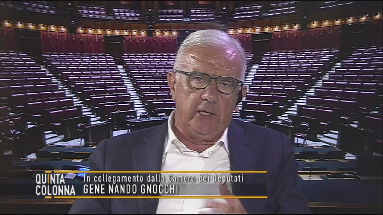 Gene Gnocchi, il sondaggista