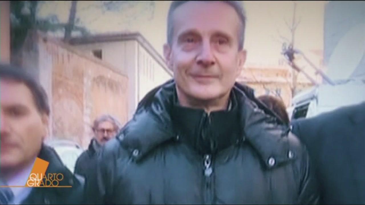 Antonio Logli denuncia un'aggressione