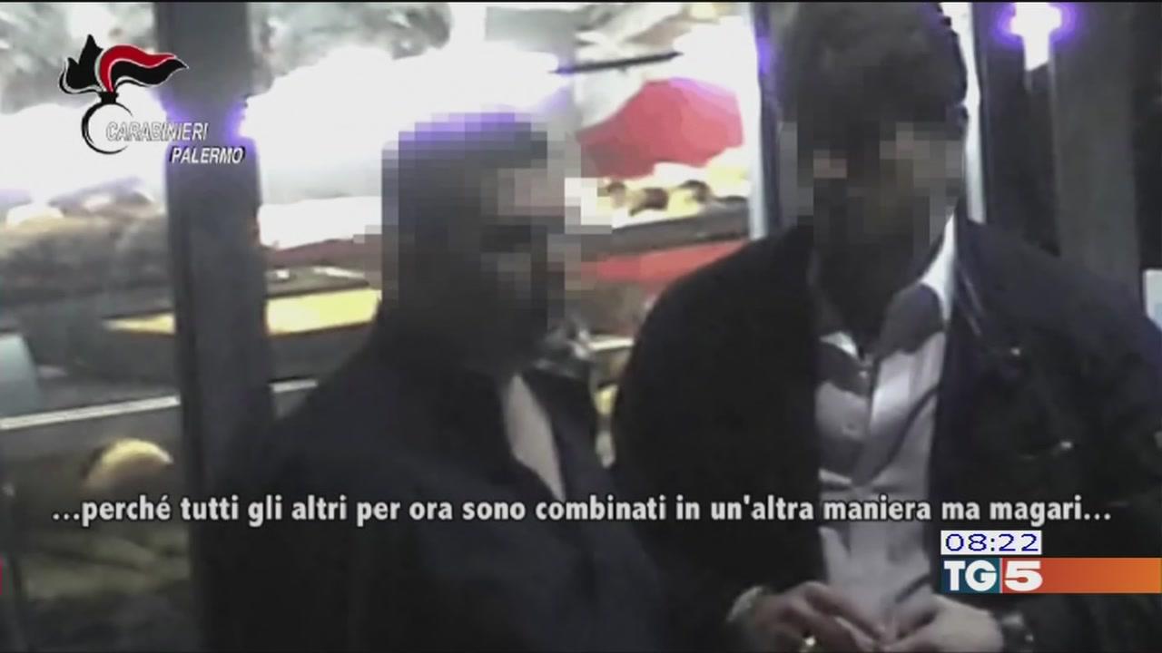 Raffica di arresti contro la mafia