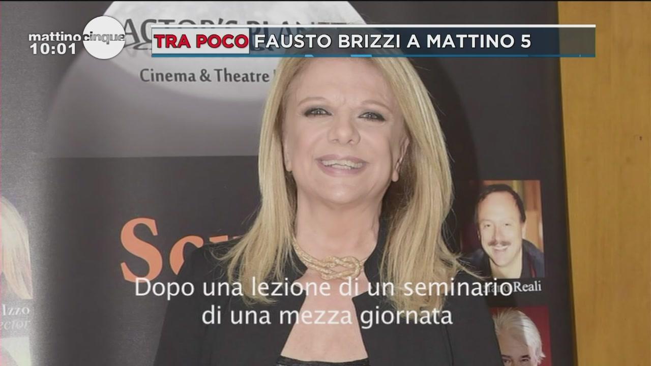 Rossella Izzo su Fausto Brizzi