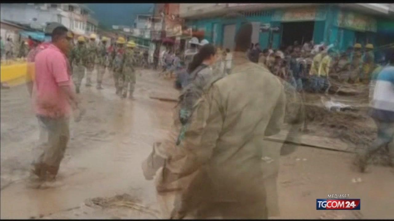 Due italiani tra i dispersi in Colombia