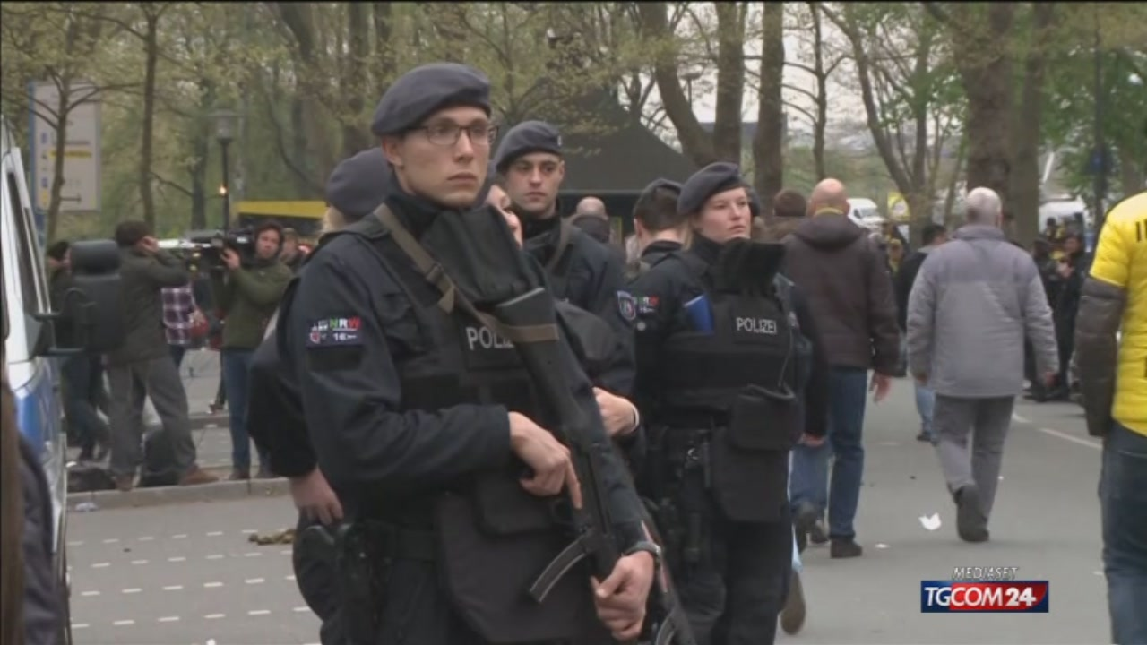 Dortmund, preso l'attentatore: il terrorismo non c'entra