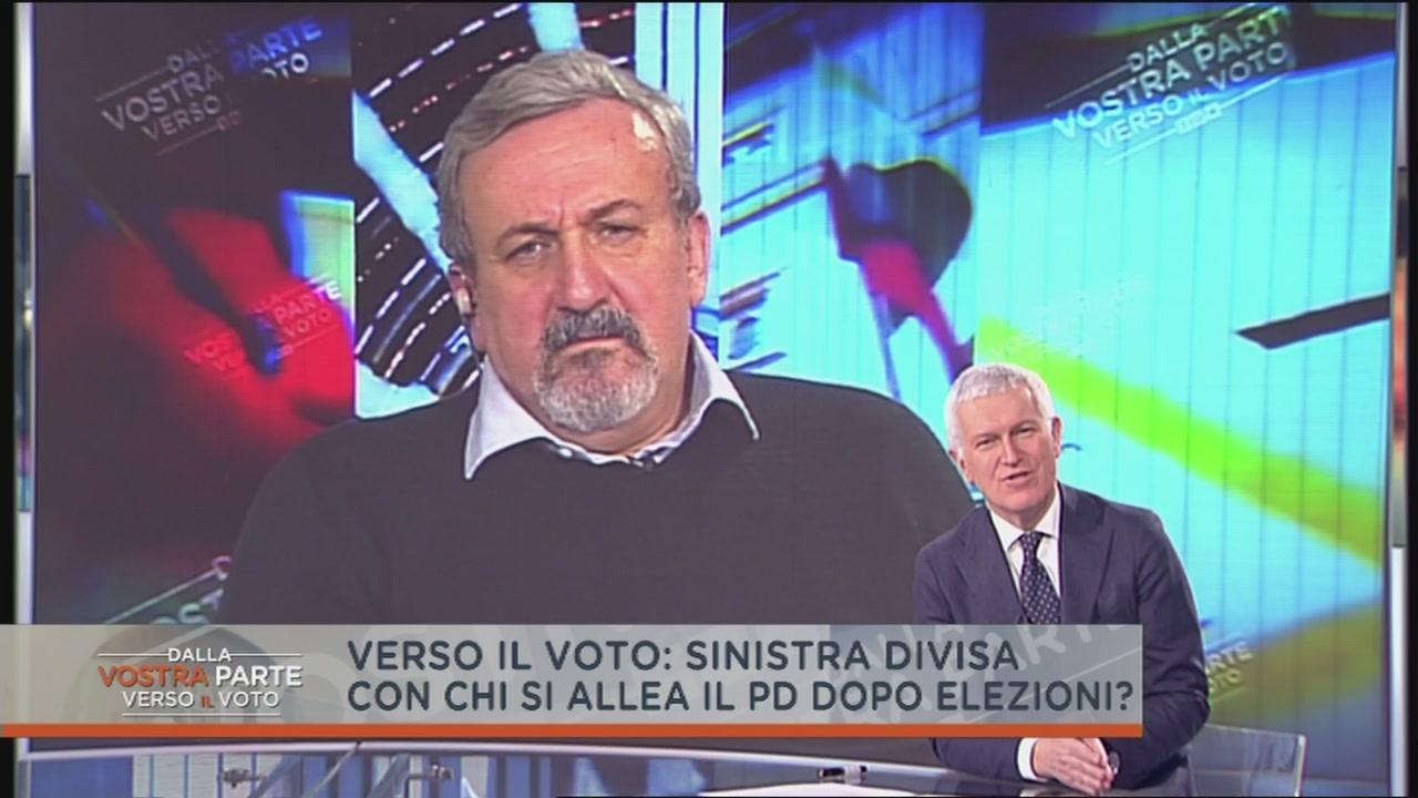 La sinistra secondo Michele Emiliano