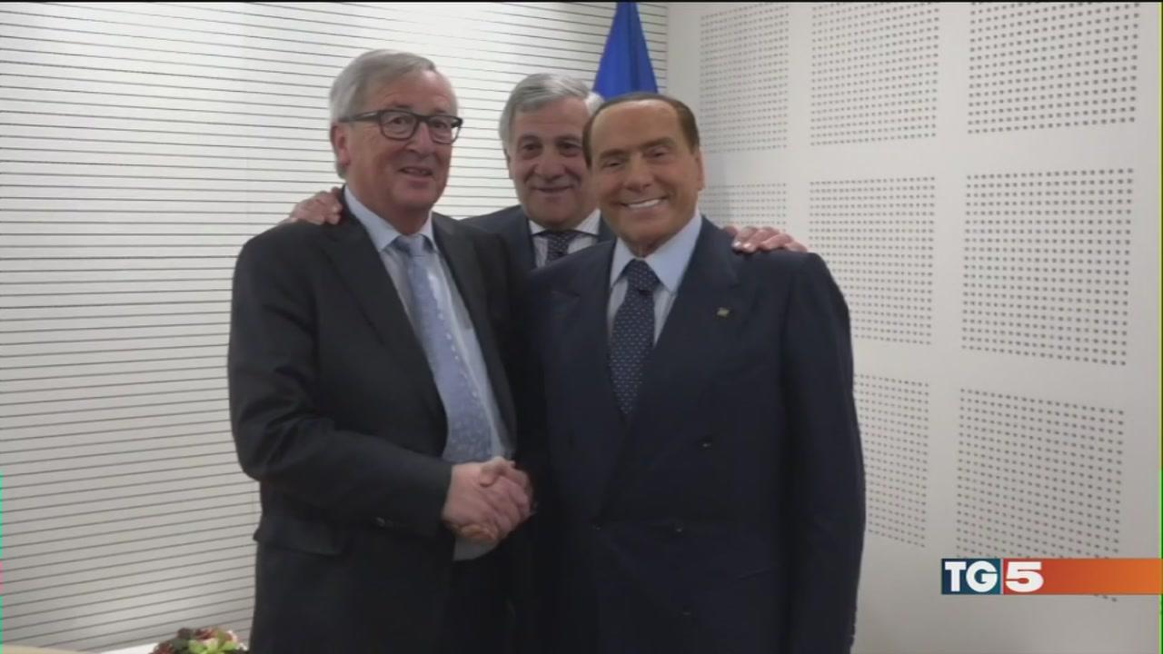 Popolari europei: pieno sostegno a Berlusconi