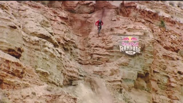 Red Bull Rampage, che show