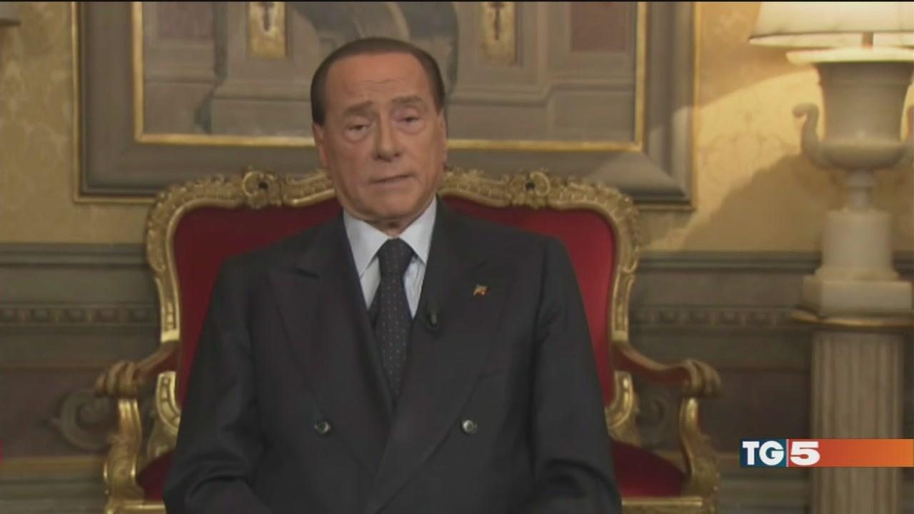 Berlusconi: no Ius Soli e Marchionne Premier