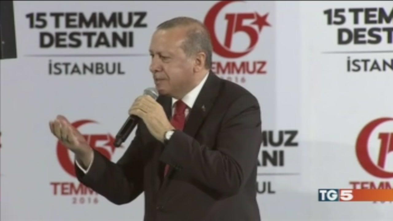 La Turchia di Erdogan tra Islam e pugno duro