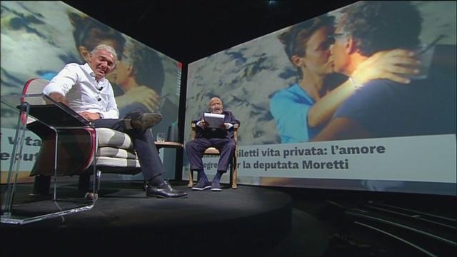 """Massimo Giletti – """"Il signorino"""""""
