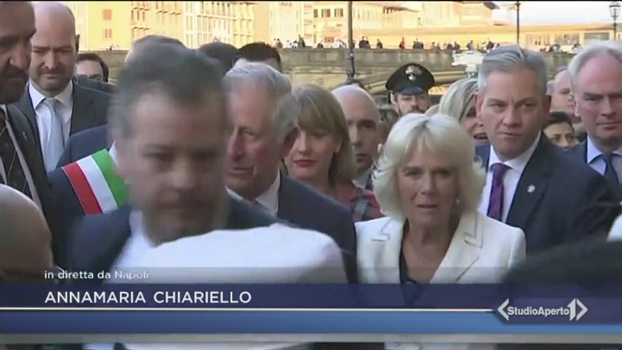 Prosegue il tour di Carlo e Camilla