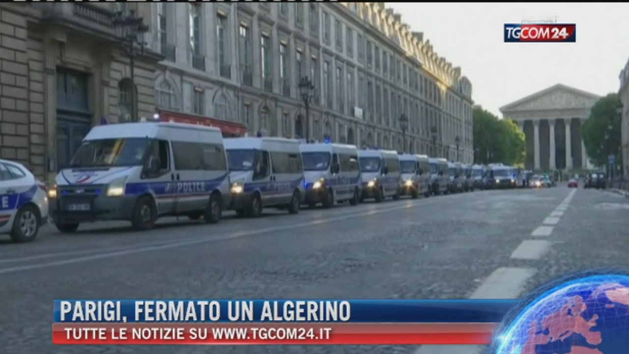 Parigi, agguato con l?auto ai militari: 6 feriti. Polizia tende una trappola al sospetto: preso