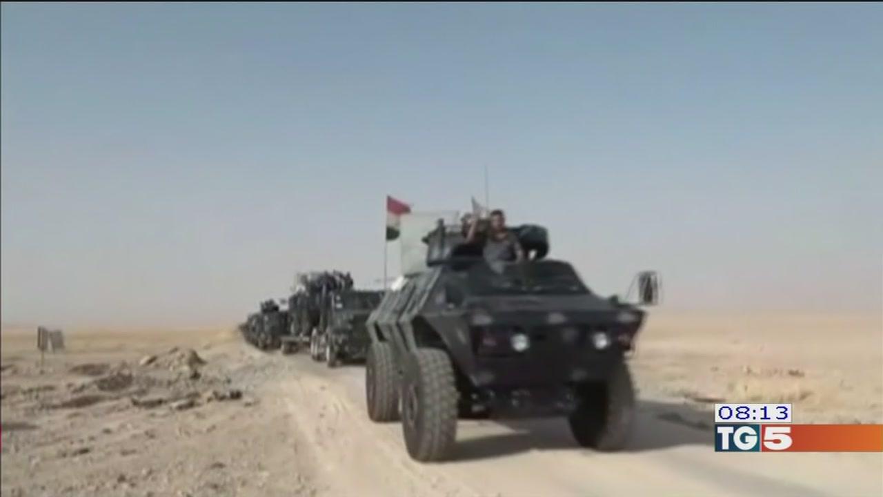 Nuovo attacco all'Isis in Iraq