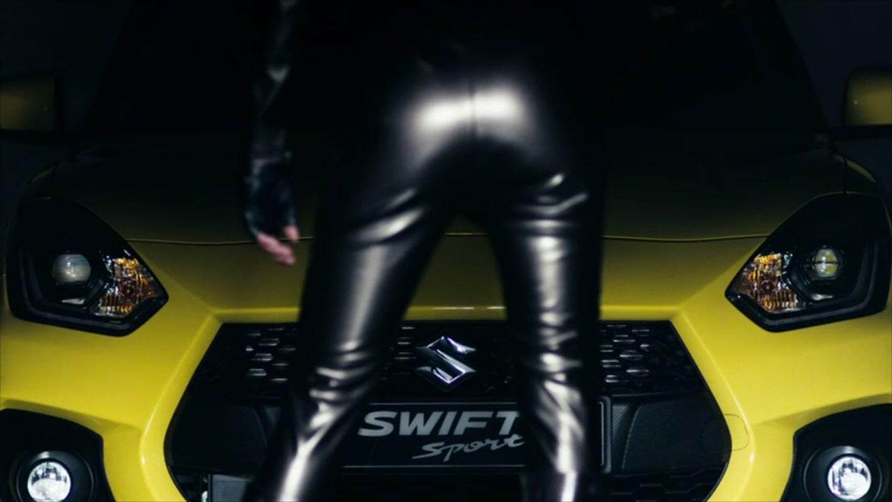 Suzuki Swift Sport, tradizione manga