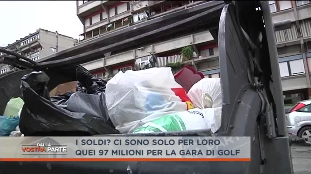 Rubare ai poveri per dare ai ricchi
