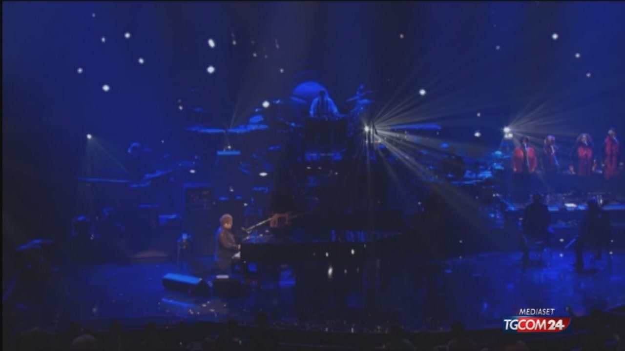 Paura per Elton John