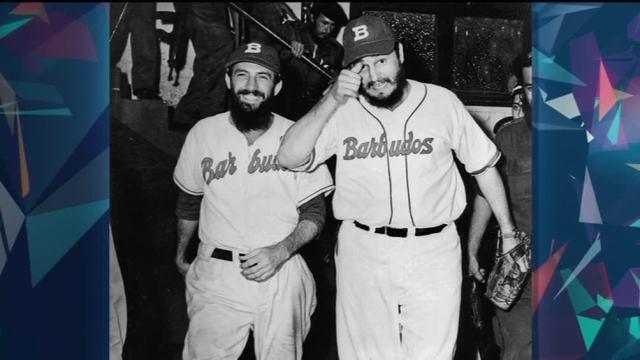 Fidel Castro e lo sport