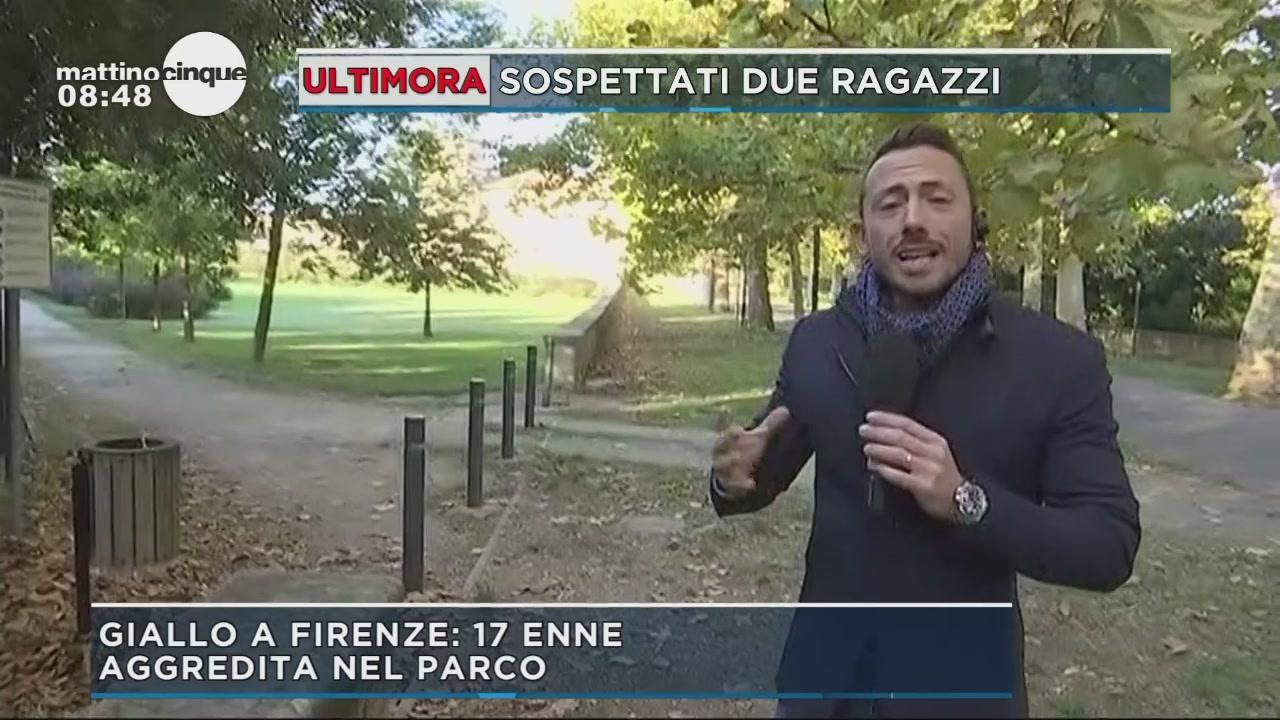 Firenze: Il giallo della 17enne aggredita