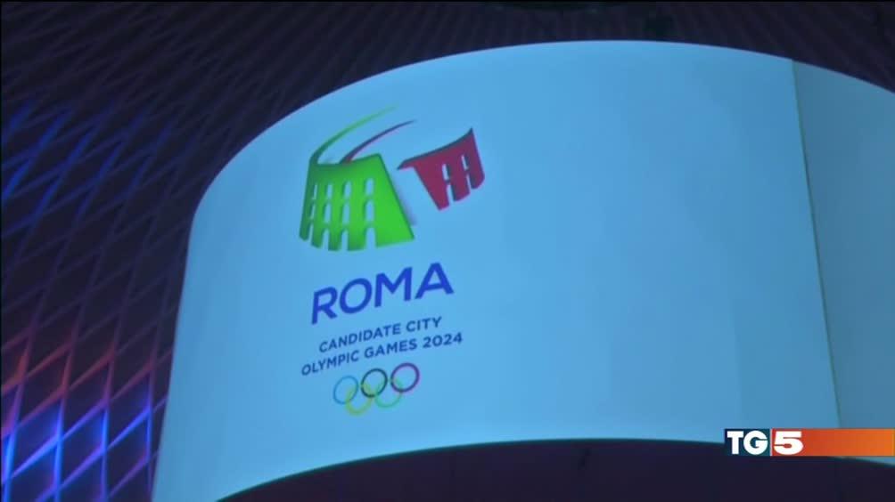 Olimpiadi a Roma la Raggi dirà no?