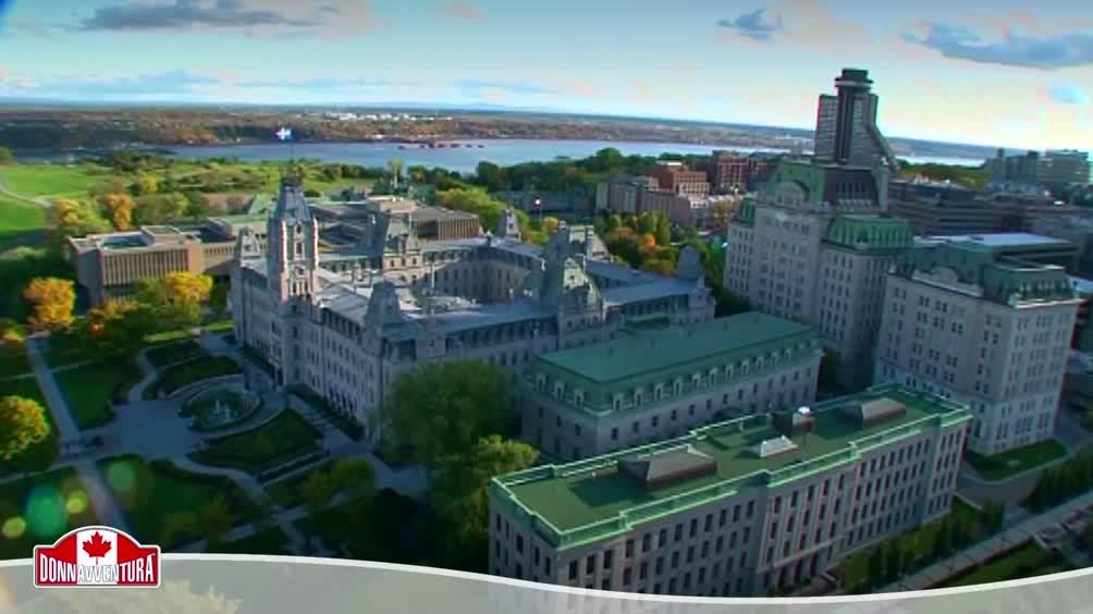 Quebec City, patrimonio Mondiale dell'Umanità dell'Unesco