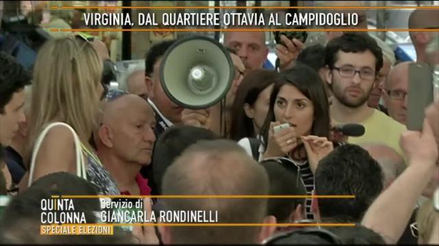 La prima donna sindaco a Roma